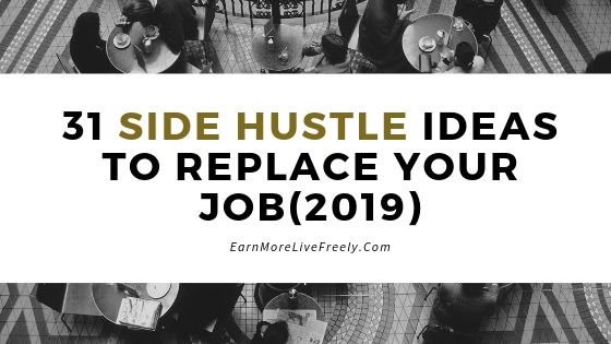 best side hustle ideas