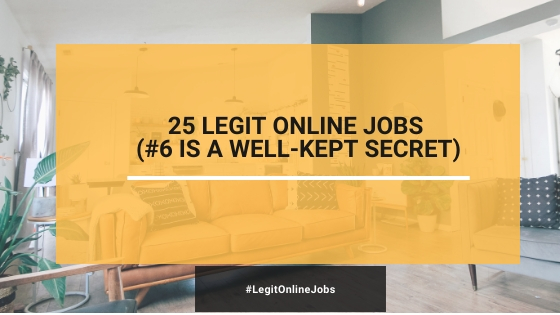 15 BEST Online Jobs From Home Without Investment ( That You Can Start Today)